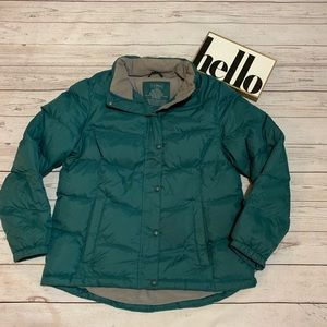 Women's L.L Bean large down jacket